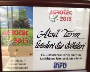 Agrotec Tarım Fuarı