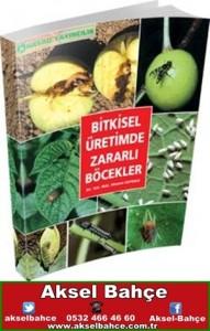 bitkisel üretimde zararlı böcekler